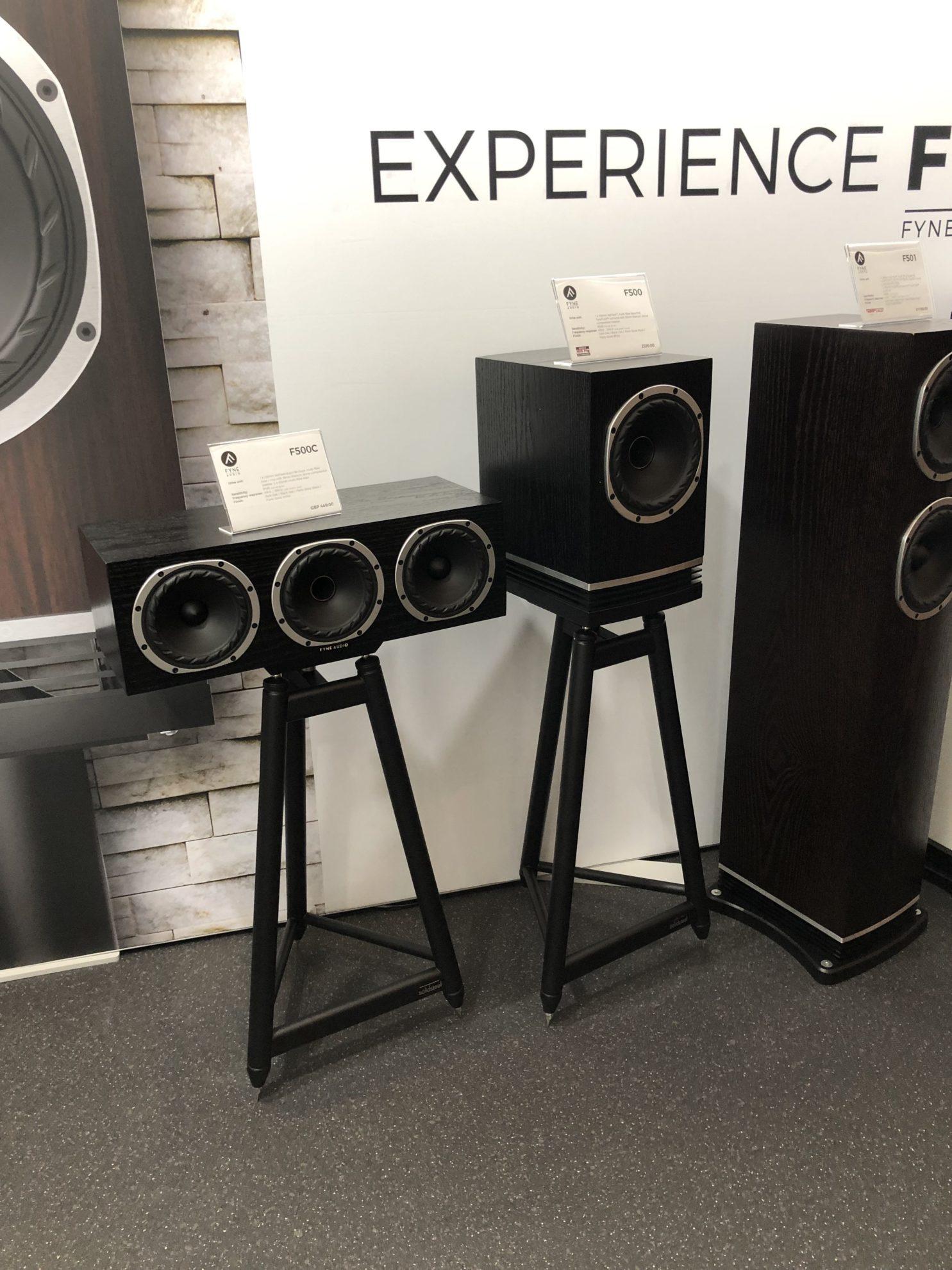 Solidsteel   Hi-Fi Racks Speaker Stands   A/V & Pro Audio