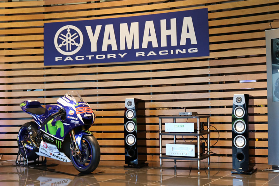 Solidsteel & Yamaha Music Europe