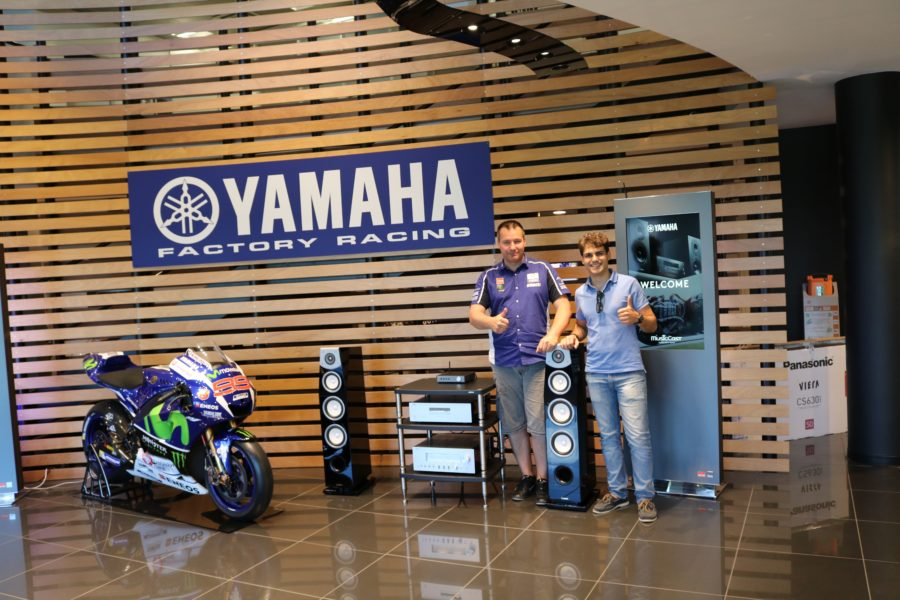 Solidsteel & Yamaha Music Europe