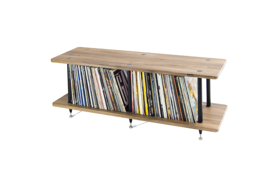 VL-2 | Vinyl Record Storage & Hi-Fi Rack