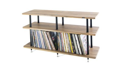 VL-3 | Vinyl Record Storage & Hi-Fi Rack