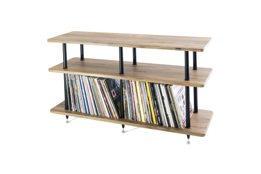 VL-3 | Vinyl Record Storage & Hi-Fi Rack