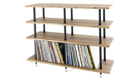 VL-4 | Vinyl Record Storage & Hi-Fi Rack