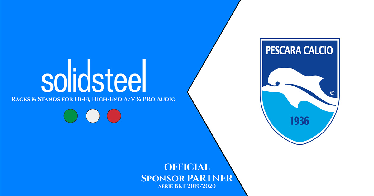 Official Partnership with Pescara Calcio