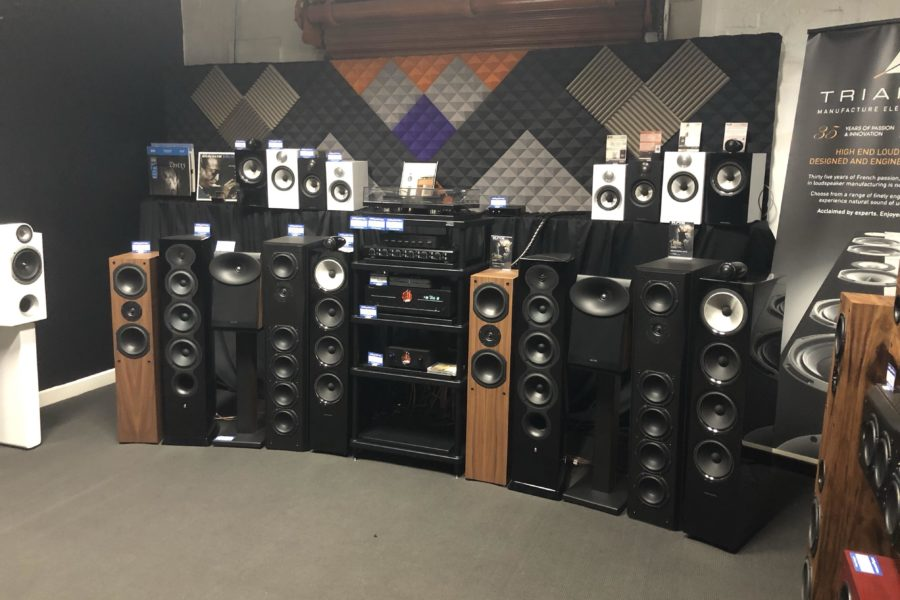 Melbourne StereoNET Hi-Fi Show 2019
