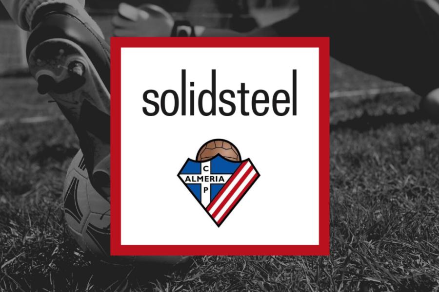 Solidsteel & Club Polideportivo Almería | Official Partnership