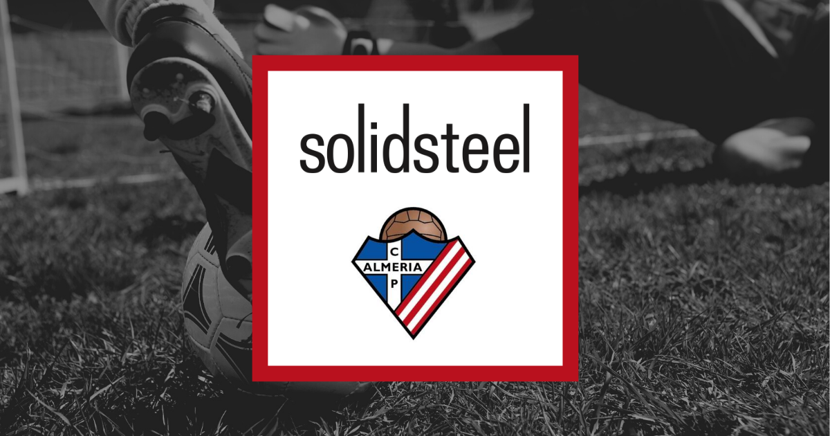 Solidsteel & Club Polideportivo Almería | Official Partnership