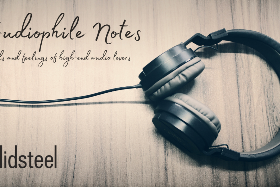 Audiophile Notes #2: Jason