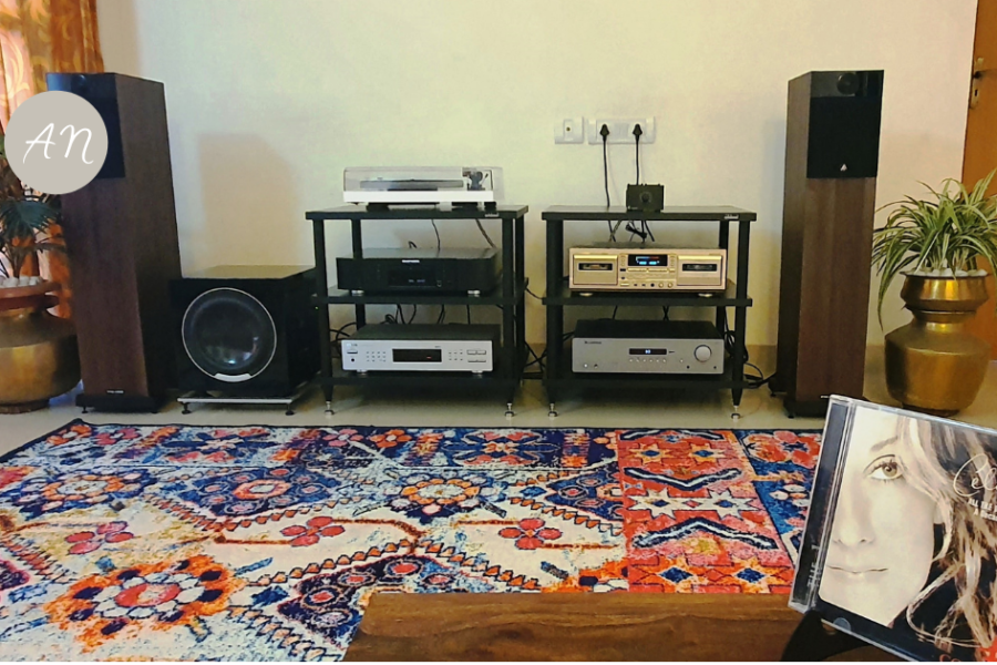 Audiophile Notes #3: Prashant