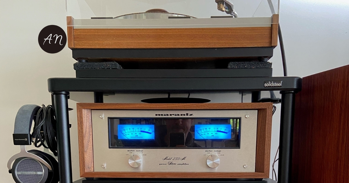 Audiophile Notes: Mr. Ryan from Australia