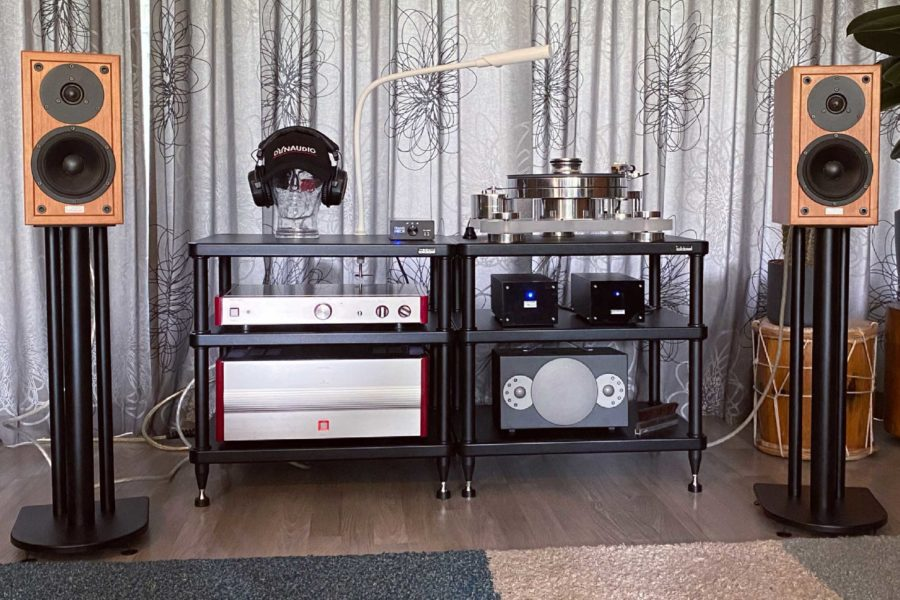 Audiophile Notes: Mr. Roeland from the Netherlands