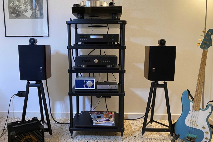 Audiophile Notes: Mr. Diego from Italy